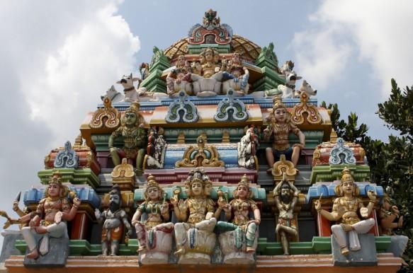 Загадочная Южная Индия
