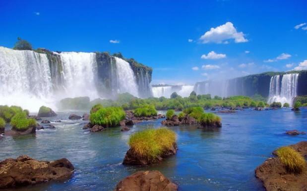 Бразилия + Аргентина